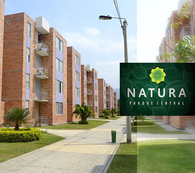 Natura Parque Central Constructora Yadel