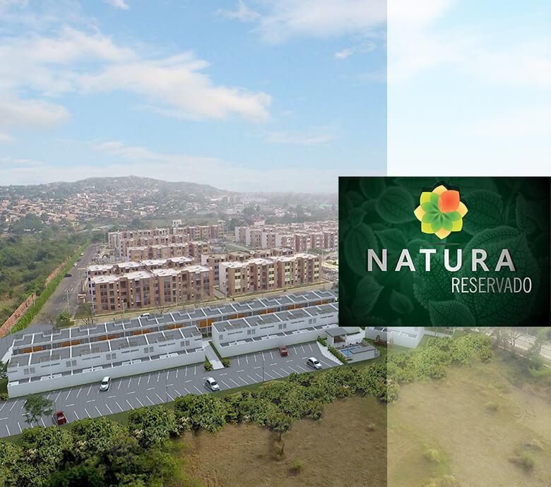 Casas Natura reservado Constructora Yadel