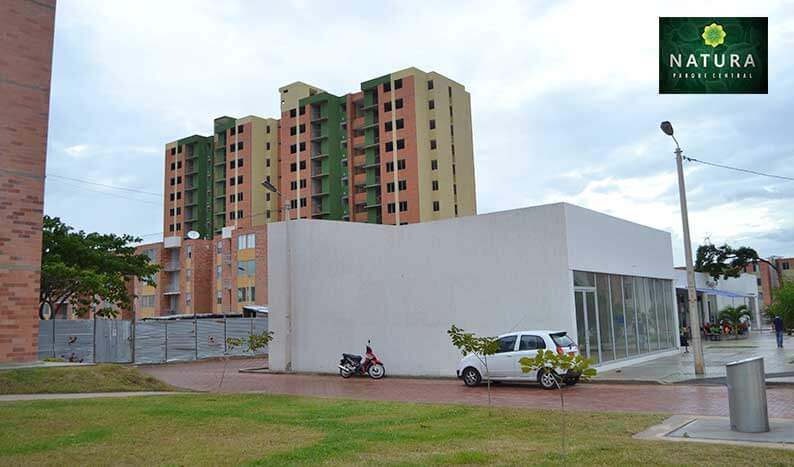 Natura Parque Central- Constructora Yadel