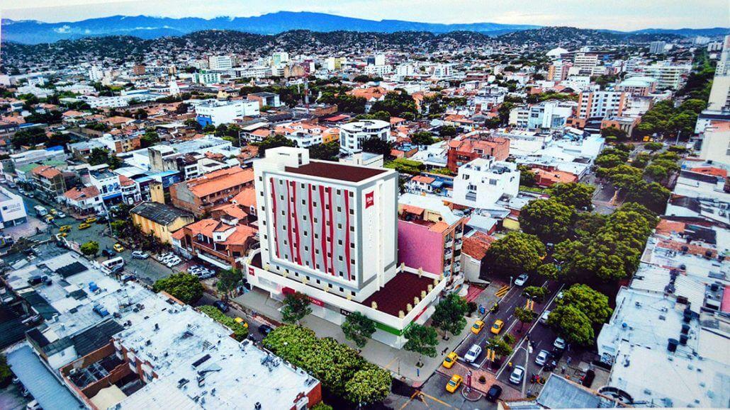 Hotel Ibis Constructora Yadel Cucuta