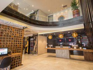 Hotel Ibis Constructora Yadel