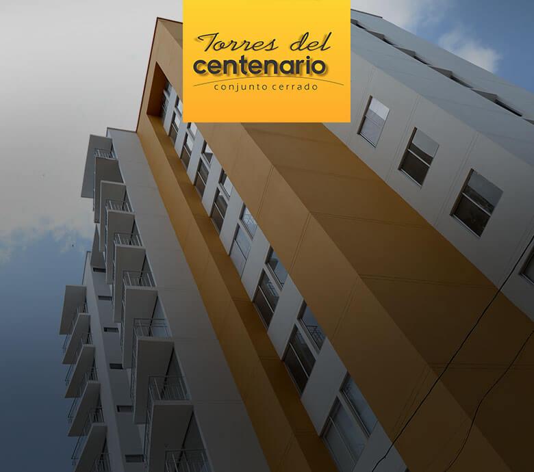 Torres del centenario Constructora Yadel