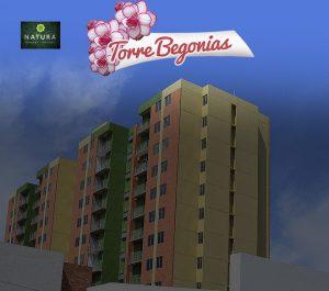 Yadel Constructora Apartamentos Torre Begonias