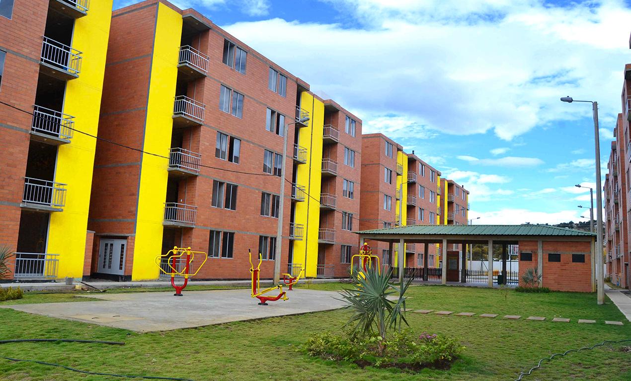 Apartamentos Terra Nostra Constructora Yadel